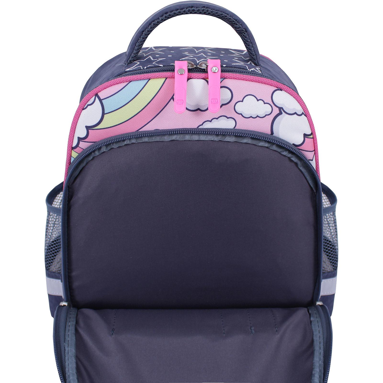 Рюкзак школьный Bagland Mouse 321 серый 511 (0051370) фото 4