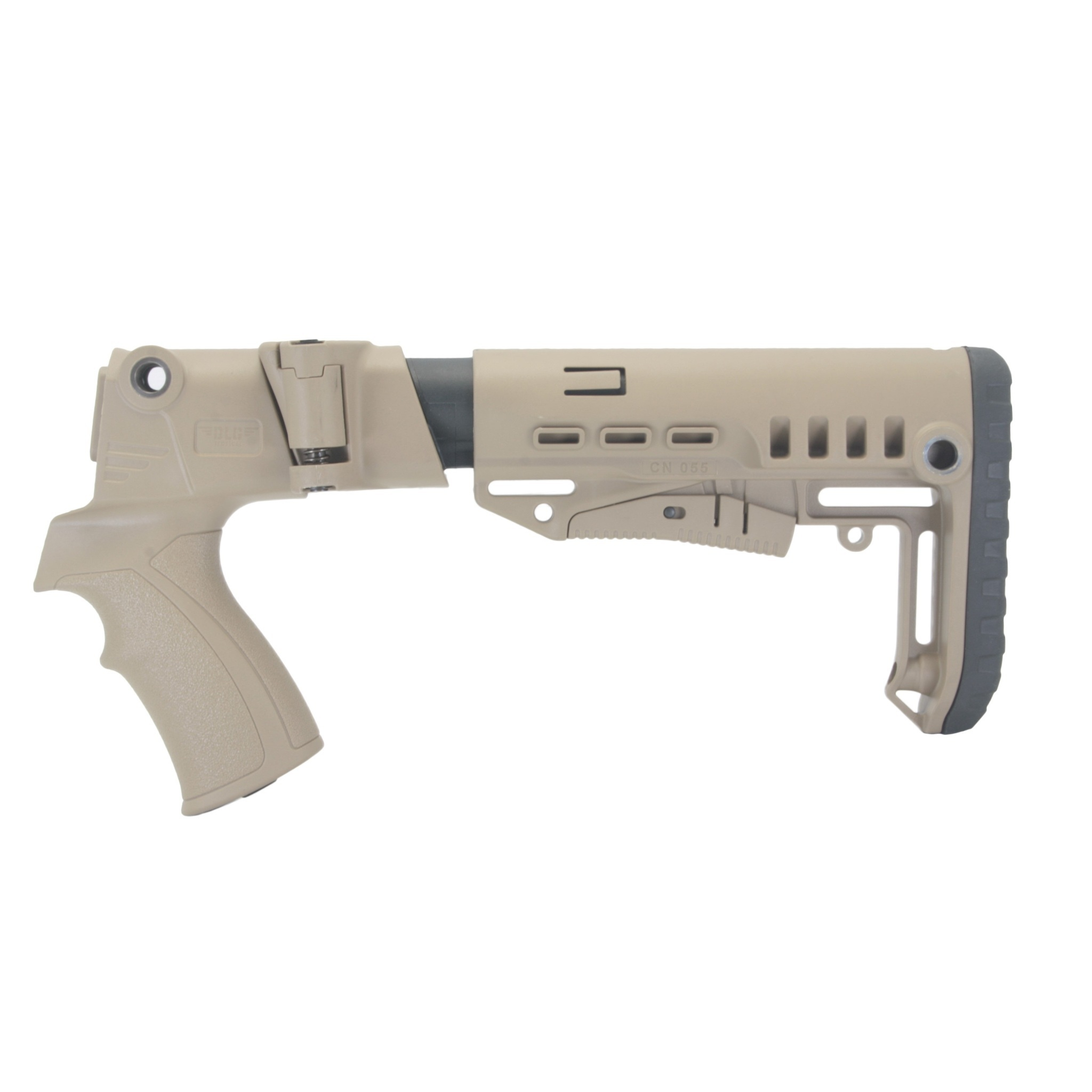 Купить Комплект: Пластиковый приклад Бекас, DLG Tactical