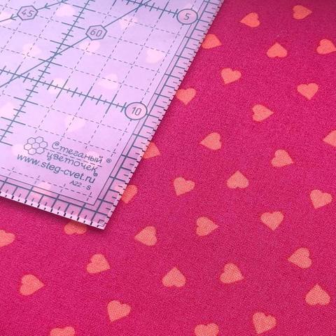 Ткань для пэчворка, хлопок 100% (арт. AN0612)