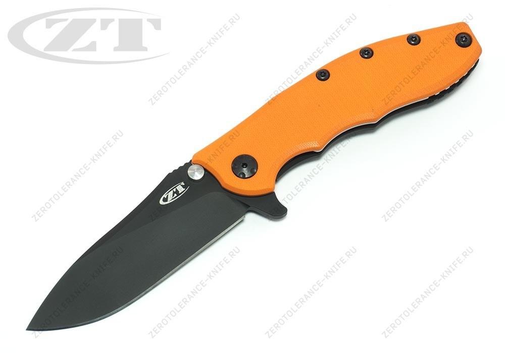 Нож Zero Tolerance 0562ORBLK First 3 Hinderer