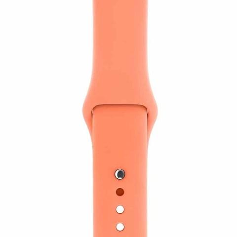 Ремешок Apple Watch 38 mm - Силиконовый