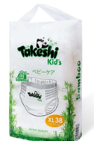 Трусики Takeshi Kid's,  12-22 кг (XL)