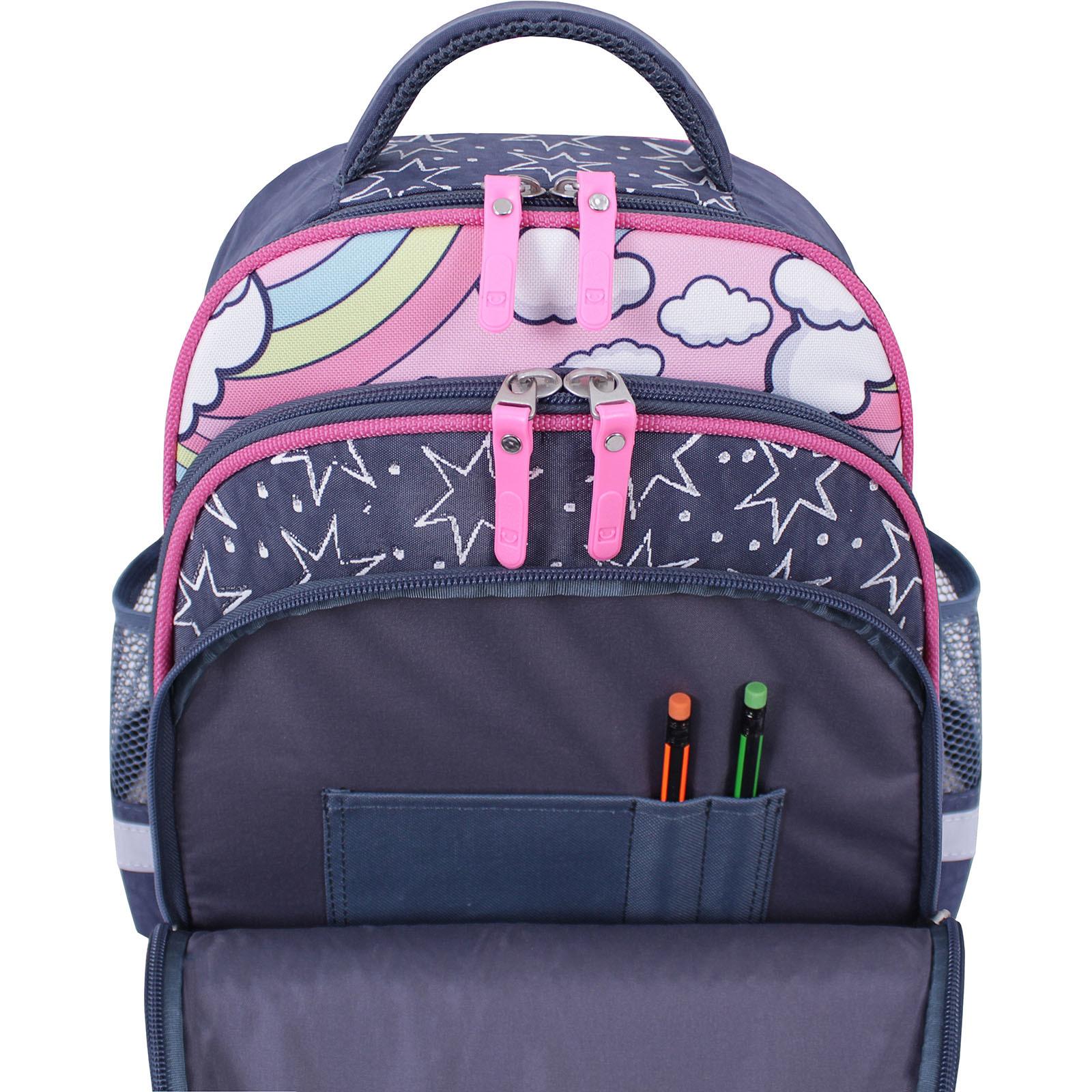 Рюкзак школьный Bagland Mouse 321 серый 511 (0051370) фото 5
