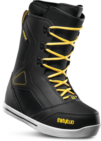 Ботинки сноубордические Thirtytwo 86 '19 - black/yellow