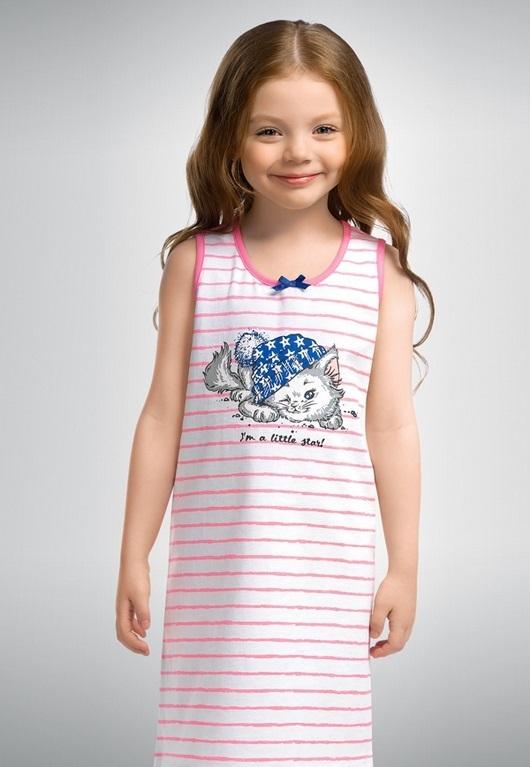 GND368 ночная сорочка для девочек
