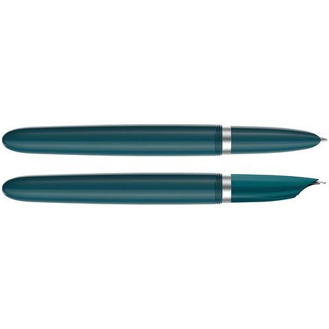 Parker 51 Core - Teal Blue CT, перьевая ручка, F