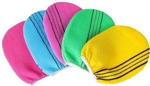 Мочалка - варежка Viscose Glove Bath Towel