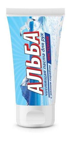 Альба Чистоник чистящая паста для рук 150 Мл
