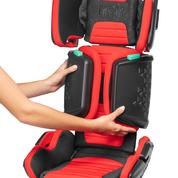 Автокресло Hifold /Racing Red, красное от 15-45 кг.