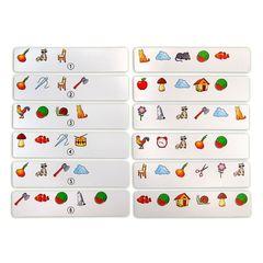 Игровой набор Летние словечки Smile Decor П312