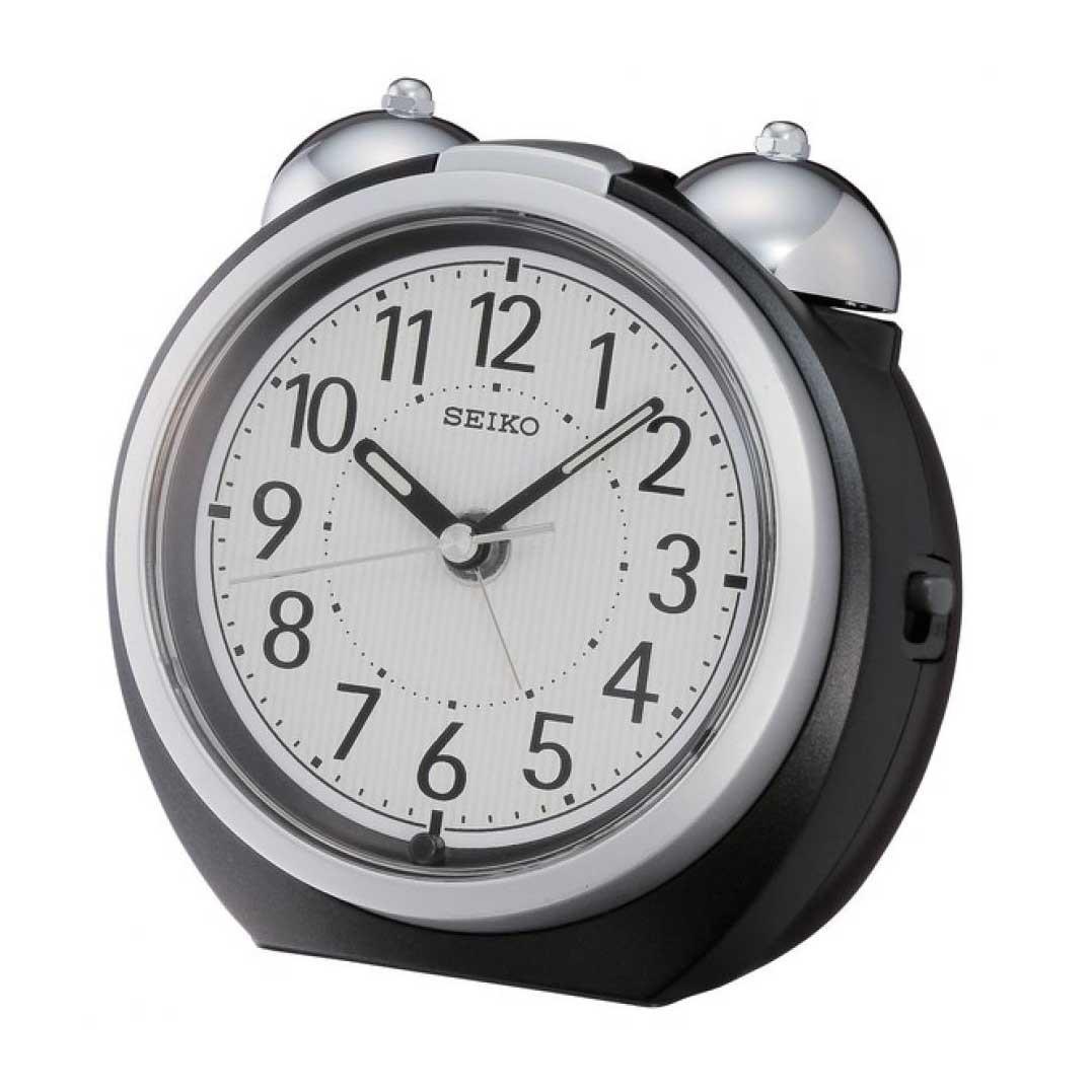 Настольные часы-будильник Seiko QXK118KN