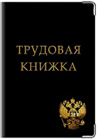 """Обложка для трудовой книжки """"Герб РФ"""" (3)"""
