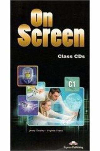 On Screen C1 Class CD's (set of 5) (international). Аудио CD