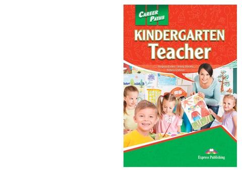Kindergarten Teacher (ESP). Student's Book (with Digibooks App). Учебник с электронным приложением