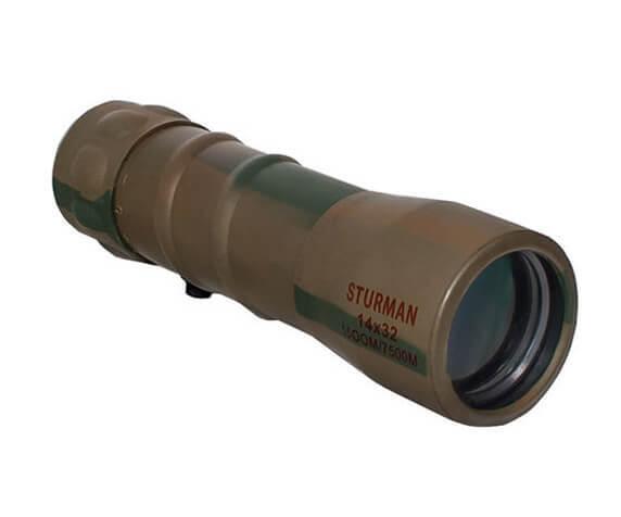 Монокуляр STURMAN 14x32, камуфляжный - фото 1
