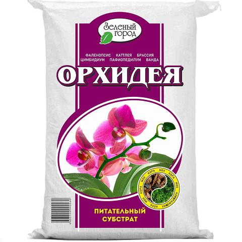 Почвогрунт Орхидея , 2л