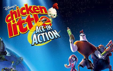 Disney's Chicken Little : Ace in Action (для ПК, цифровой ключ)