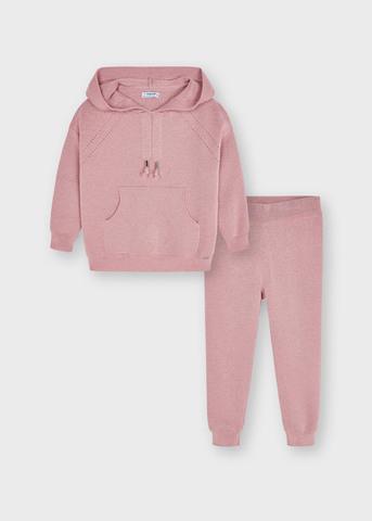 Комплект : пуловер, брюки