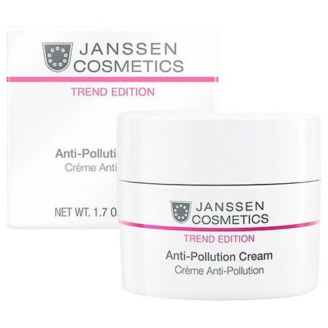 Janssen Trend Edition: Защитный дневной крем для лица (Anti-Pollution Cream)