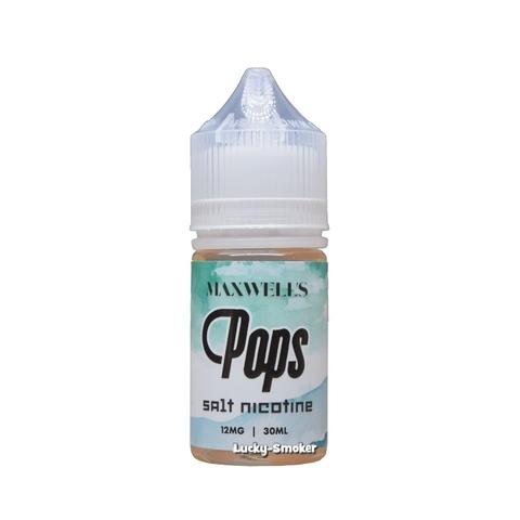 Жидкость Maxwells Salt Nicotine 30 мл Pops