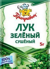 Лук зеленый сушеный Приправыч 5г