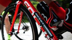 Флягодержатель велосипедный BBB DualCage оранжевый/черный - 2