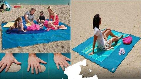 Пляжный коврик  «Антипесок»