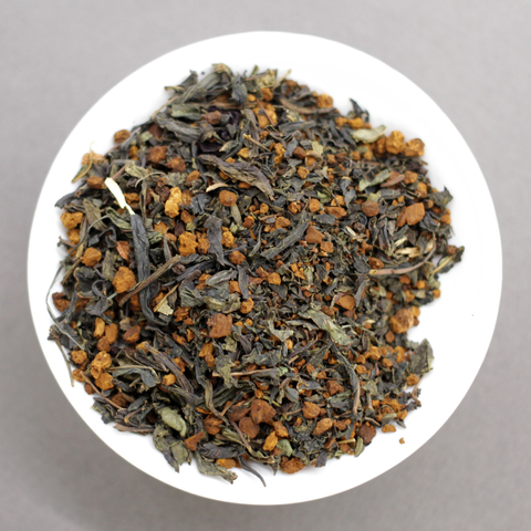 Иван-чай с чагой