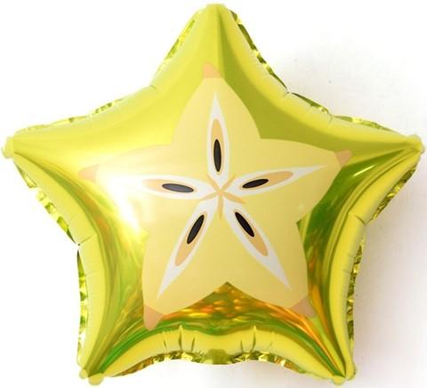 Фольгированный шар Карамбола