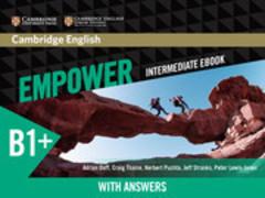 Empower Intermediate  Student's Interactive eBook