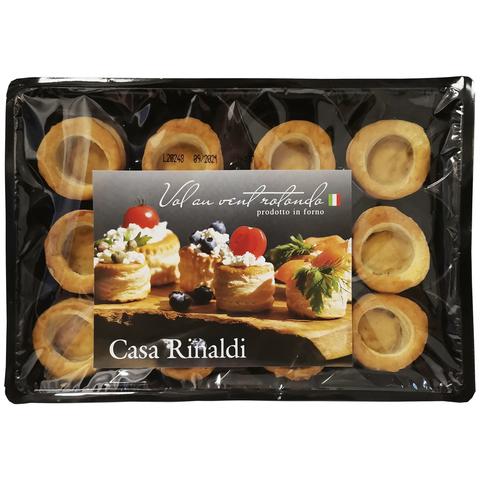 Тарталетки Casa Rinaldi круглые д.50 мм 180 г