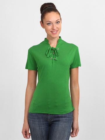 3388-2 фут-ка женская, зеленая