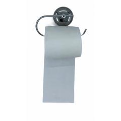 Держатель для туалетной бумаги металлич.хромирован.без крышки