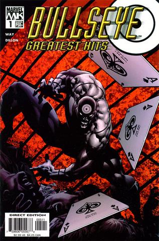 Bullseye. Greatest Hits #1