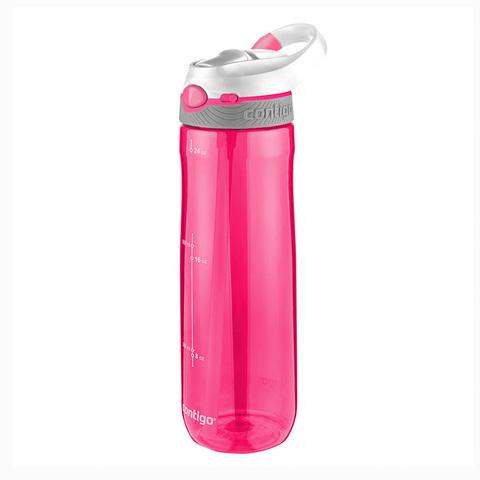 Бутылка спортивная Contigo Ashland (0,72 литра), розовая