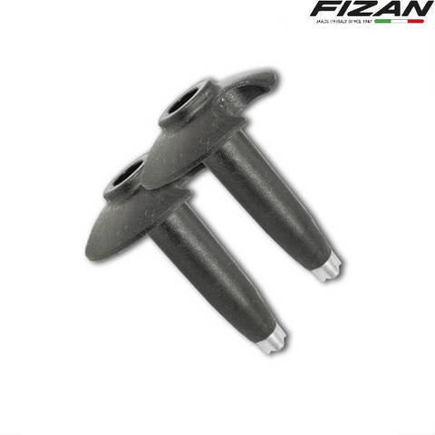 Кольцо для палок 45 мм со стальным наконечником Fizan T-45N Италия