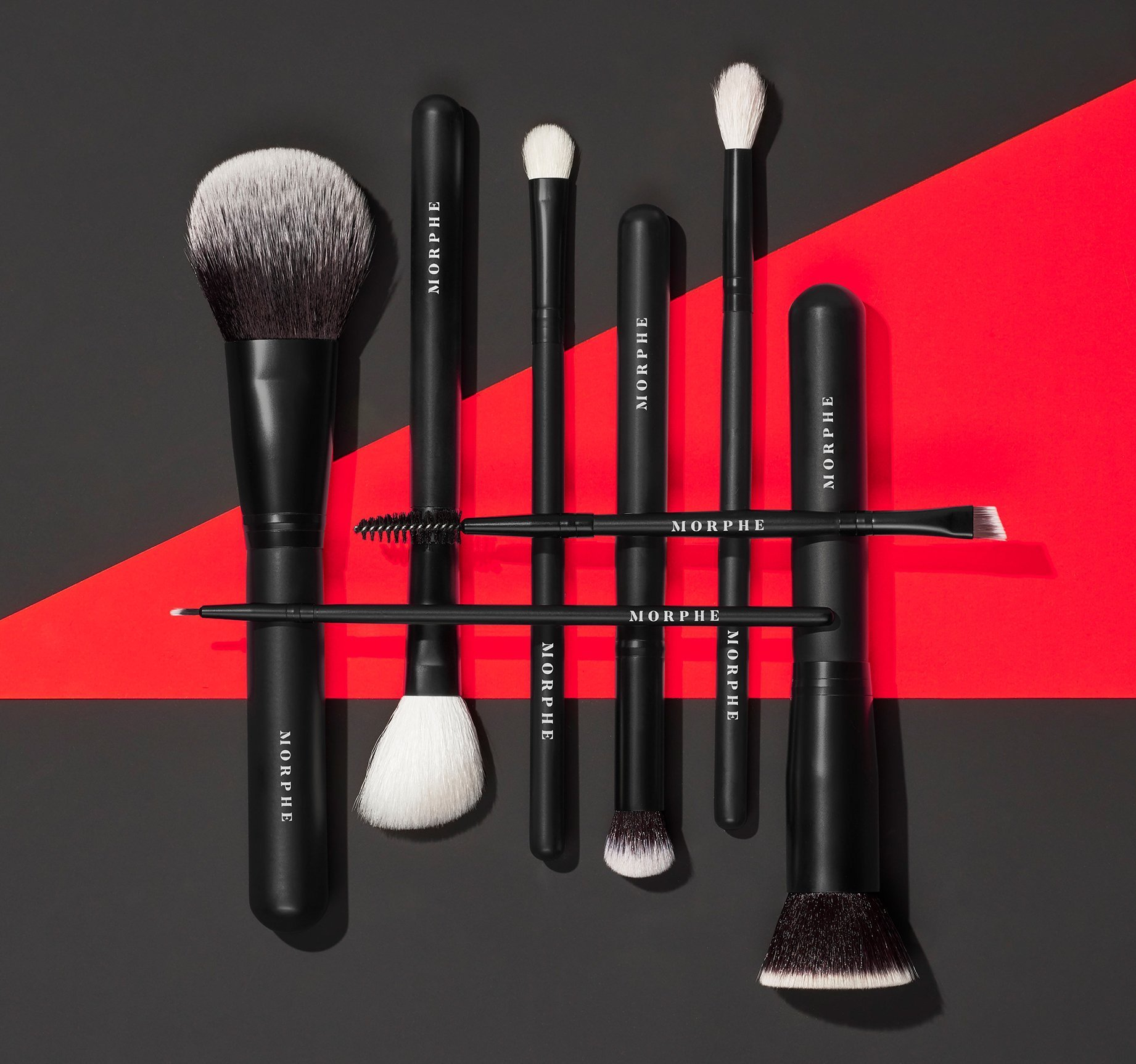 Morphe Get Things Started 8-piece brush set