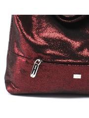 Классическая сумка из искусственной кожи.