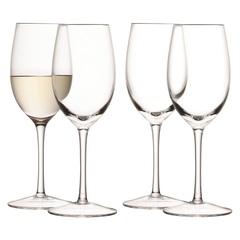 Набор из 4 бокалов для белого вина Wine, 260 мл, фото 1