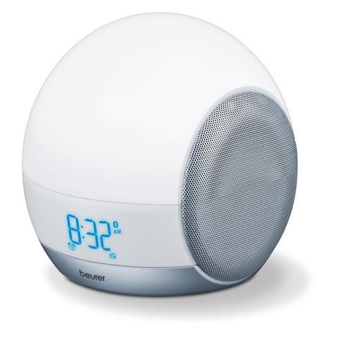 Будильник цифровой Beurer (B-WL90) белый