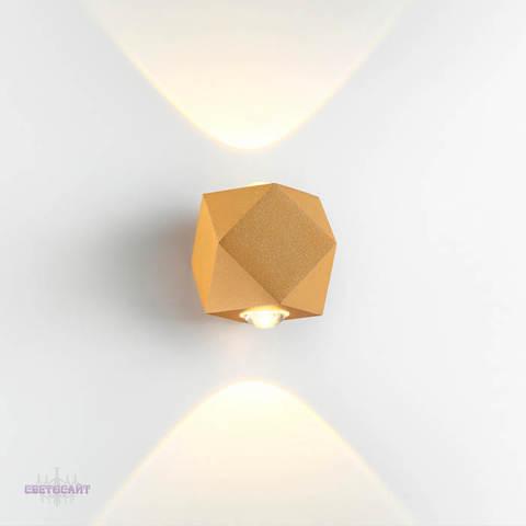 Настенный влагозащищенный LED светильник 4220/4WL серии DIAMANTA