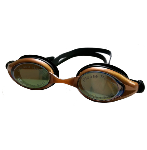 Очки для плавания Diapolo с зеркальными линзами