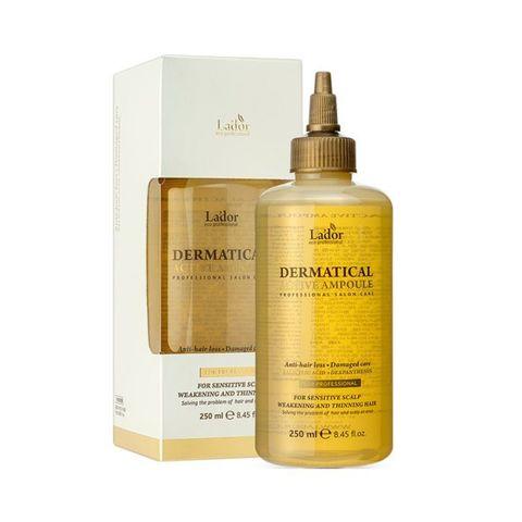 Lador Dermatical Active Ampoule пептидная сыворотка против выпадения волос