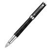 Parker Ingenuity - Black Rubber CT, ручка 5th пишущий узел, F, BL