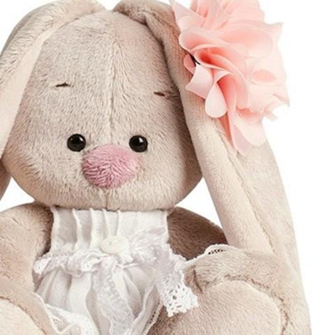 Зайка Ми в платье с цветком (малыш)