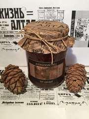 Натуральный гречишный алтайский мед 1 кг