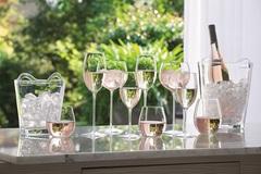 Набор из 4 бокалов для белого вина Wine, 260 мл, фото 2