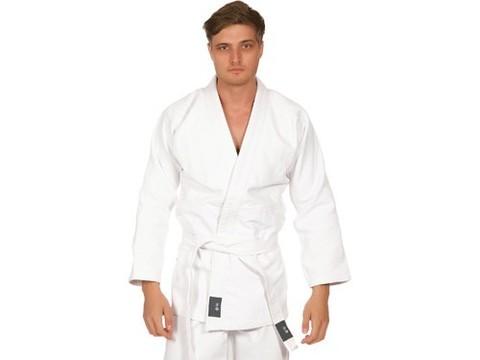 Кимоно дзюдо. Цвет белый. Размер 48-50. Рост 176.