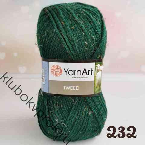YARNART TWEED 232,