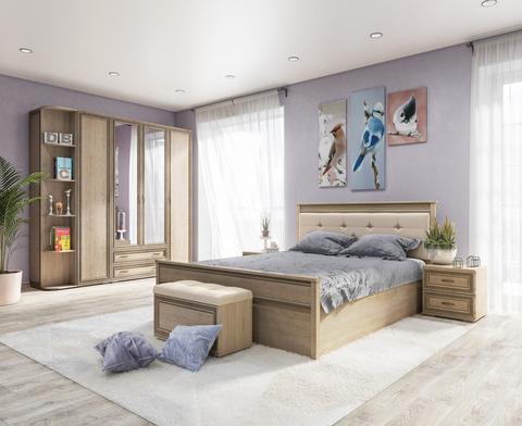 Спальня Ливорно №3 сонома